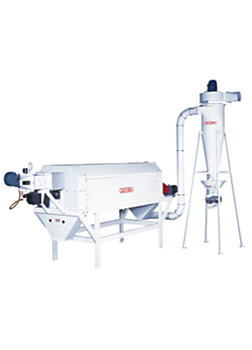 Corn Milling Model SRCZ Husk and Germ Dryer