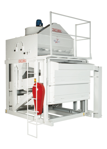 Corn Milling and Processing Equipment | ZaccariaUSA