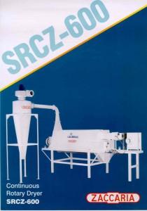 SRCZ-600 Rotary Dryer 1
