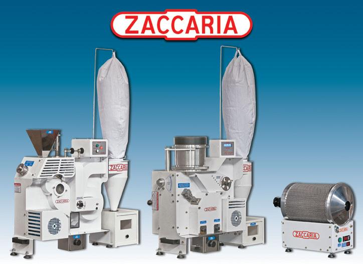 500 Gram Lab Test Mill   ZaccariaUSA