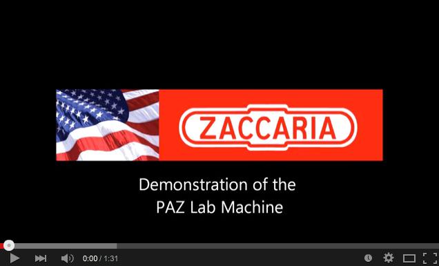 Paddy Husking Machine   ZaccariaUSA   Video