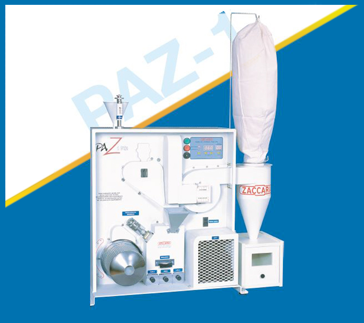 The Zaccaria PAZ Lab Machine Gains Traction