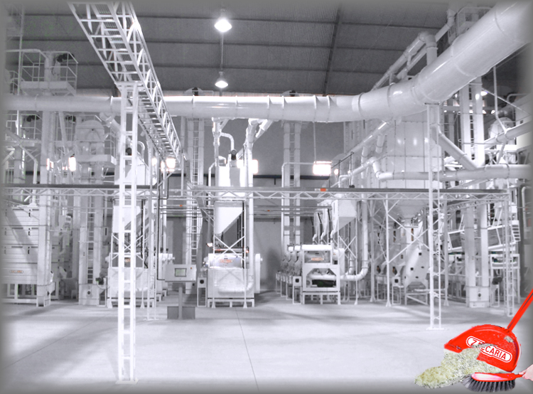 Dust Control Systems in Manufacturing